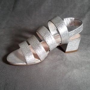 Loeffler Randall Strappy Heeled Sandals